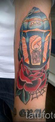 Фото тату фонарь для статьи про значение татуировки с фонарем – tatufoto.ru – 53