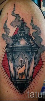 Фото тату фонарь для статьи про значение татуировки с фонарем – tatufoto.ru – 54