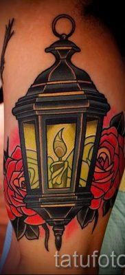 Фото тату фонарь для статьи про значение татуировки с фонарем – tatufoto.ru – 55