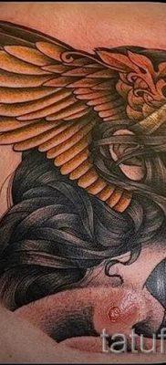 татуировка Валькирия на фото для статьи про значение тату – tatufoto.ru – 7
