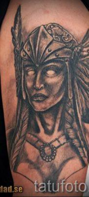 татуировка Валькирия на фото для статьи про значение тату – tatufoto.ru – 16