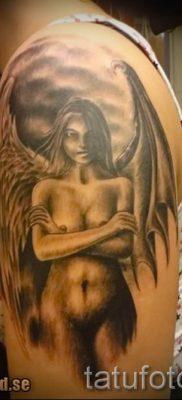 татуировка Валькирия на фото для статьи про значение тату – tatufoto.ru – 19