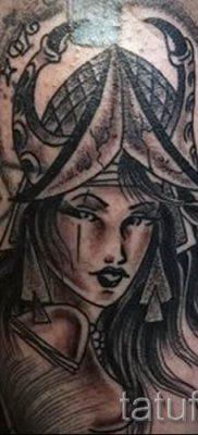 татуировка Валькирия на фото для статьи про значение тату – tatufoto.ru – 24