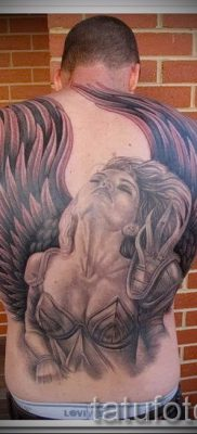 татуировка Валькирия на фото для статьи про значение тату – tatufoto.ru – 27