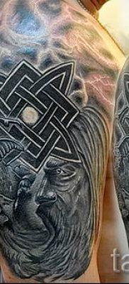 татуировка Валькирия на фото для статьи про значение тату – tatufoto.ru – 29