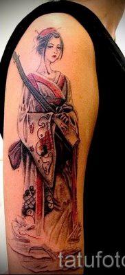 тату гейша фото для статьи про значение татуировки с гейшей – tatufoto.ru – 64
