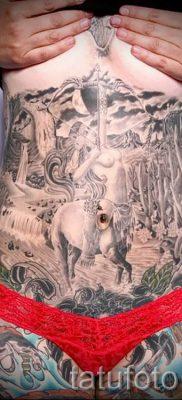 тату кентавр фото – пример для статьи про значение татуировки кентавр – tatufoto.ru – 9