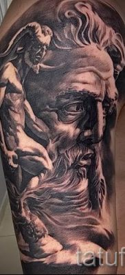 тату кентавр фото – пример для статьи про значение татуировки кентавр – tatufoto.ru – 13