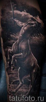 тату кентавр фото – пример для статьи про значение татуировки кентавр – tatufoto.ru – 19