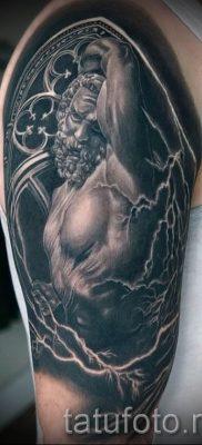 тату молния фото для стати про значение татуировки – tatufoto.ru – 22