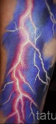 тату молния фото для стати про значение татуировки – tatufoto.ru – 28