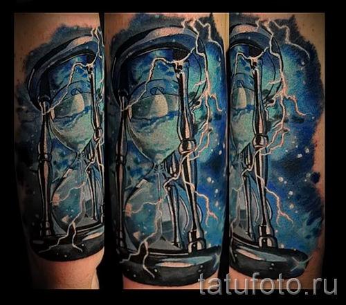 тату молния фото для стати про значение татуировки - tatufoto.ru - 38