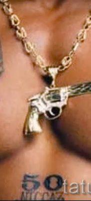 фото классной готовой тату Нефертити для статьи про значение 3
