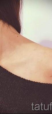 фото пример тату лаванда для статьи про значение этой татуировки 13