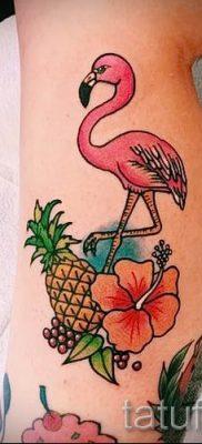 фото тату ананас для статьи про значение татуировки с ананасом – tatufoto.ru – 7