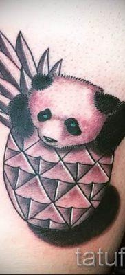 фото тату ананас для статьи про значение татуировки с ананасом – tatufoto.ru – 22