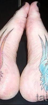 фото тату ангел и демон для статьи про значение рисунка татуировки – tatufoto.ru – 3