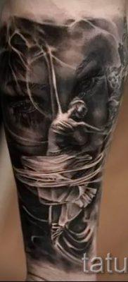 фото тату балерина для статьи про значение татуировки балерина – tatufoto.ru – 13