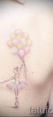 фото тату балерина для статьи про значение татуировки балерина – tatufoto.ru – 30