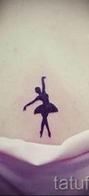 фото тату балерина для статьи про значение татуировки балерина – tatufoto.ru – 42