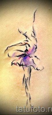 фото тату балерина для статьи про значение татуировки балерина – tatufoto.ru – 81