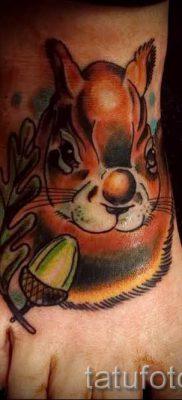 фото тату белка для статьи про значение татуировки с белкой – tatufoto.ru – 41