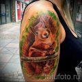 фото тату белка для статьи про значение татуировки с белкой - tatufoto.ru - 46