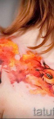 фото тату белка для статьи про значение татуировки с белкой – tatufoto.ru – 55