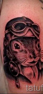 фото тату белка для статьи про значение татуировки с белкой – tatufoto.ru – 66