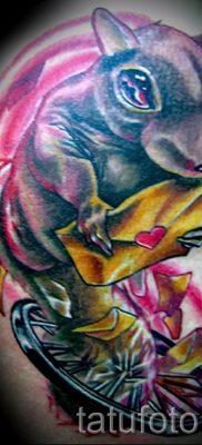 фото тату белка для статьи про значение татуировки с белкой – tatufoto.ru – 70