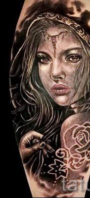 фото тату ведьма для статьи про значение татуировки ведьма – tatufoto.ru – 16