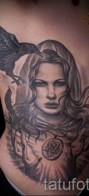 фото тату ведьма для статьи про значение татуировки ведьма – tatufoto.ru – 29