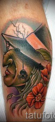фото тату ведьма для статьи про значение татуировки ведьма – tatufoto.ru – 31