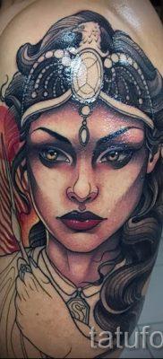 фото тату ведьма для статьи про значение татуировки ведьма – tatufoto.ru – 36