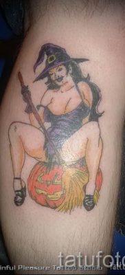 фото тату ведьма для статьи про значение татуировки ведьма – tatufoto.ru – 38