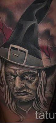 фото тату ведьма для статьи про значение татуировки ведьма – tatufoto.ru – 43