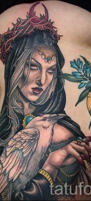 фото тату ведьма для статьи про значение татуировки ведьма – tatufoto.ru – 44