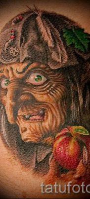 фото тату ведьма для статьи про значение татуировки ведьма – tatufoto.ru – 45