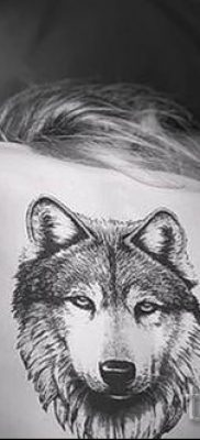 фото тату волчица для статьи про значение татуировки волчица – tatufoto.ru – 2