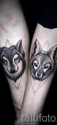 фото тату волчица для статьи про значение татуировки волчица – tatufoto.ru – 4