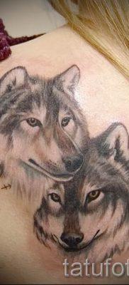 фото тату волчица для статьи про значение татуировки волчица – tatufoto.ru – 6