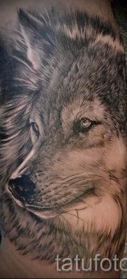 фото тату волчица для статьи про значение татуировки волчица – tatufoto.ru – 14