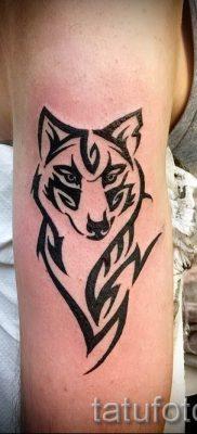 фото тату волчица для статьи про значение татуировки волчица – tatufoto.ru – 21