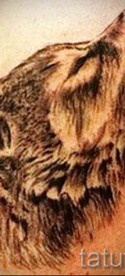фото тату волчица для статьи про значение татуировки волчица – tatufoto.ru – 33