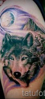 фото тату волчица для статьи про значение татуировки волчица – tatufoto.ru – 35