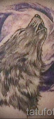 фото тату воющий волк для статьи про значение тату воющий волк – tatufoto.ru – 29