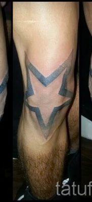 фото тату звезды на коленях для статьи про значение – tatufoto.ru – 2
