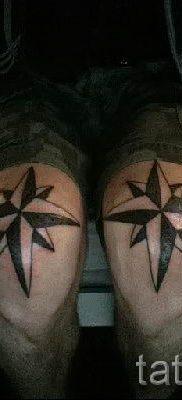 фото тату звезды на коленях для статьи про значение – tatufoto.ru – 15