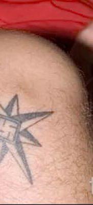 фото тату звезды на коленях для статьи про значение – tatufoto.ru – 21