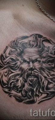 фото тату коловрат для статьи про значение татуировки коловрат – tatufoto.ru – 1